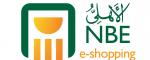 NBE e-shopping logo