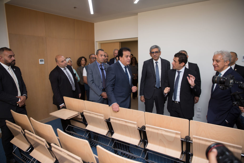The official Inauguration of The Knowledge Hub Universities