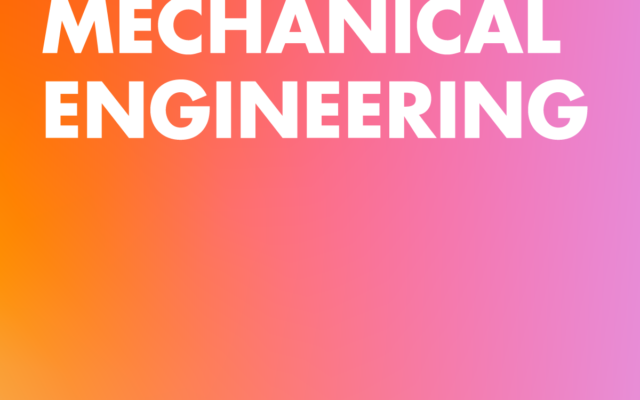 BEng Mechanical Engineering