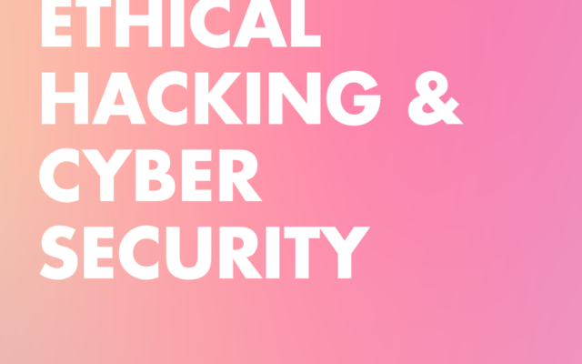 BSc Ethical Hacking and Cybersecurity