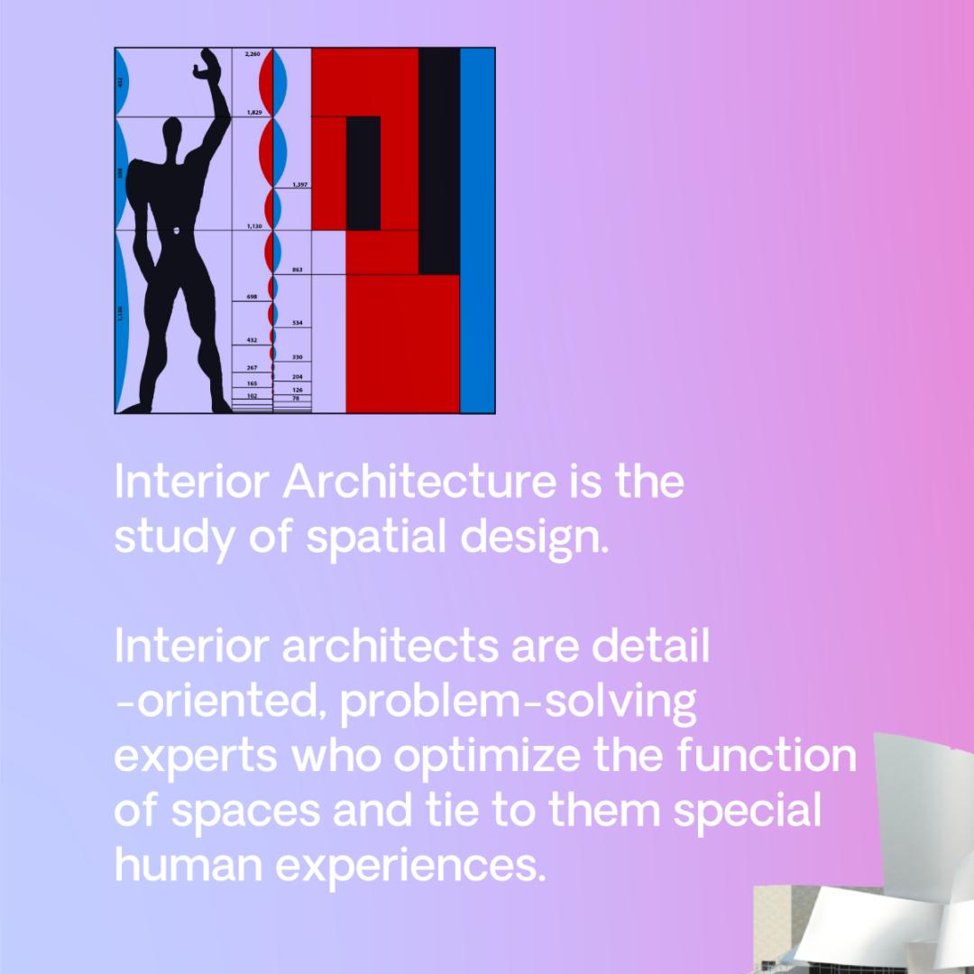 interior architecture bachelor degree
