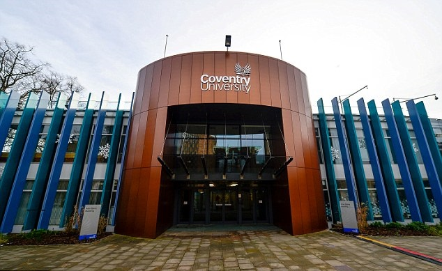Coventry University Degree in Egypt