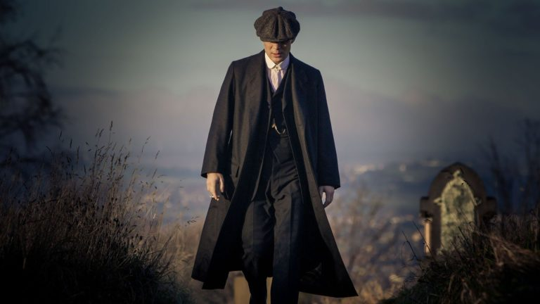Tommy Shelby from Peaky Blinders costume
