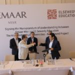 Emaar Misr El Sewedy Education sign MoU to establish The Knowledge Hub Universities in New Zayed project