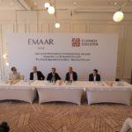 إعمار مصر والسويدي إديوكيشن يوقعان مذكرة تفاهم لإنشاء جامعات المعرفة الدولية في مشروع الشيخ زايد الجديد