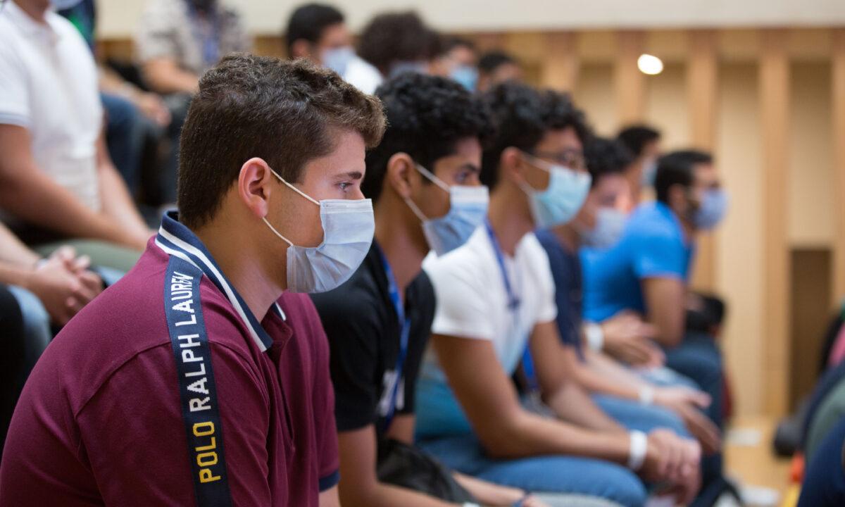 Covid-19 Precautions at The Knowledge Hub Universities