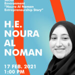 TKH School of Business | H.E. Noura Al Noman
