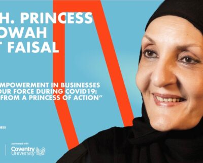 TKH School of Business | H.R.H Princess Lolowah Bint Faisal Bin Abdulaziz Al Saud.