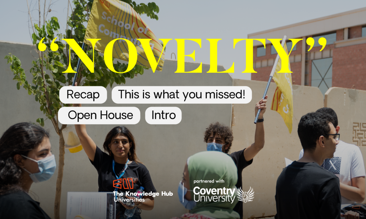 First episode of Novelty | Open House by TKH