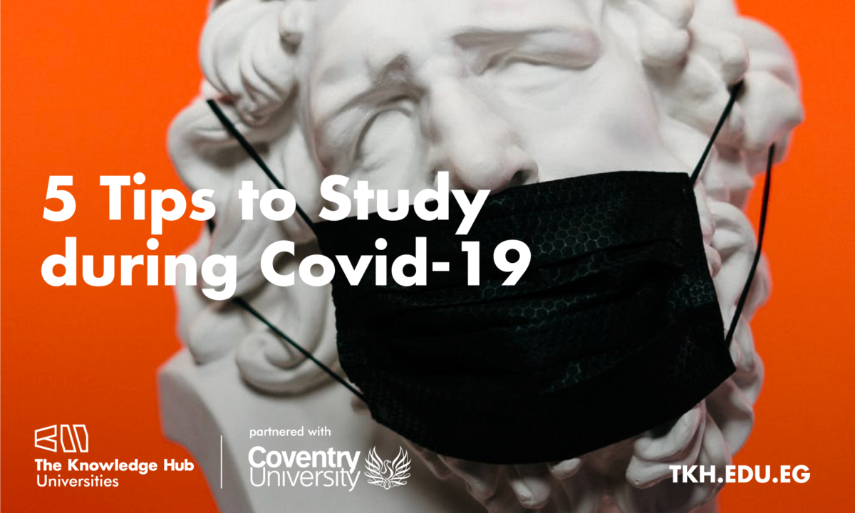 5 Tips to study during Covid-19
