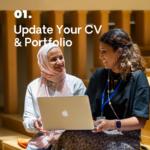 Update your CV