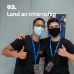 Land an Internship