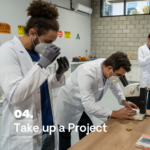 Take Up a Project