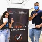 جامعات المعرفة الدولية المستضيفة فرع جامعة كوفنتري أول مؤسسة تعليمية بالعاصمة الجديدة تبدأ تطعيم طلابها ضد كورونا