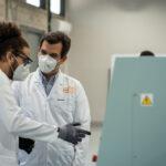 معامل كلية هندسة فرع جامعة كوفنتري تستعد لاستقبال العام الدراسي الجديد